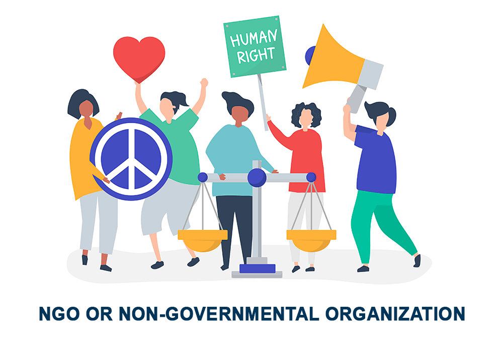 What is an NGO – Non Governmental Organization 2